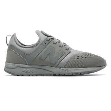 New Balance 247 Sport, Grey with Blue Ashes