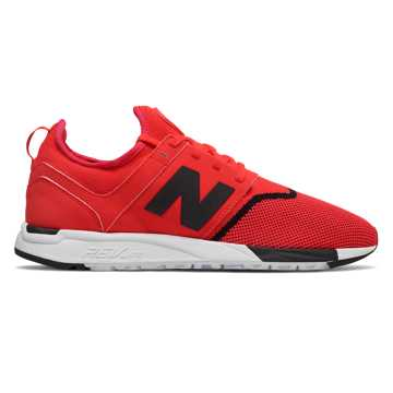 New Balance 247 Sport, 橘红色