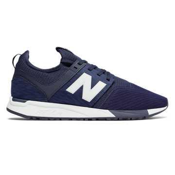 New Balance 247 Classic  中性款 轻量舒适 经典耐磨, 藏青色