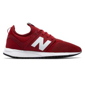 New Balance 247 LFC, Red with White