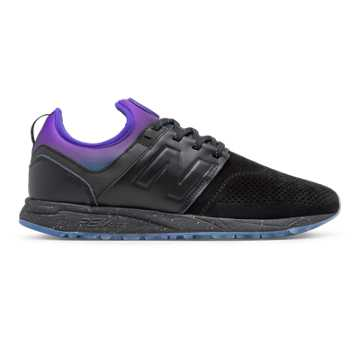New Balance New Balance x Stance 247, Black with Purple