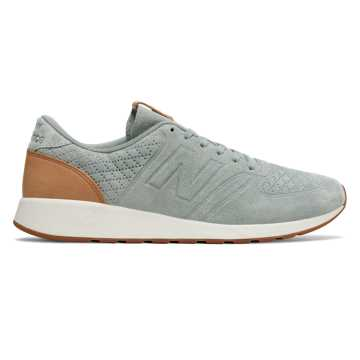 New Balance 420 Deconstructed, Grey with Tan