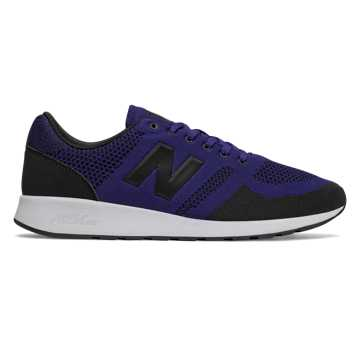 New Balance 420 Re-Engineered, Royal Blue with Black
