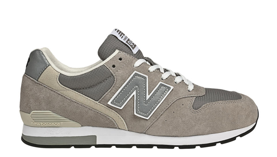 New Balance Cuir Marron
