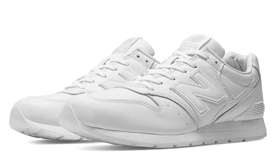 new balance 996 blancas