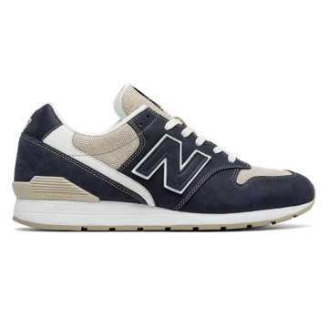 New Balance 996系列复古鞋, 藏青色