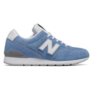 New Balance 996系列复古鞋, 天蓝色