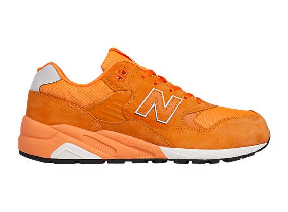 New Balance 580 Orange