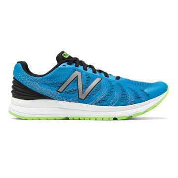 New Balance FuelCore Rush v3, Bolt with Black & Energy Lime