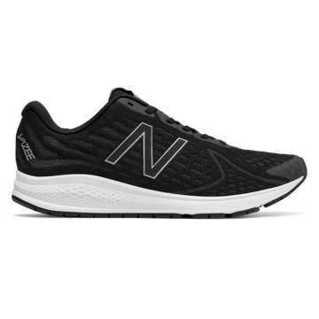 New Balance Vazee Rush v2, Black with White