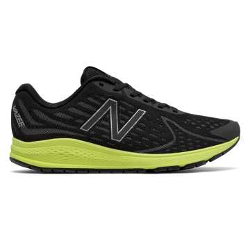 New Balance Vazee Rush v2, Black with Hi-Lite