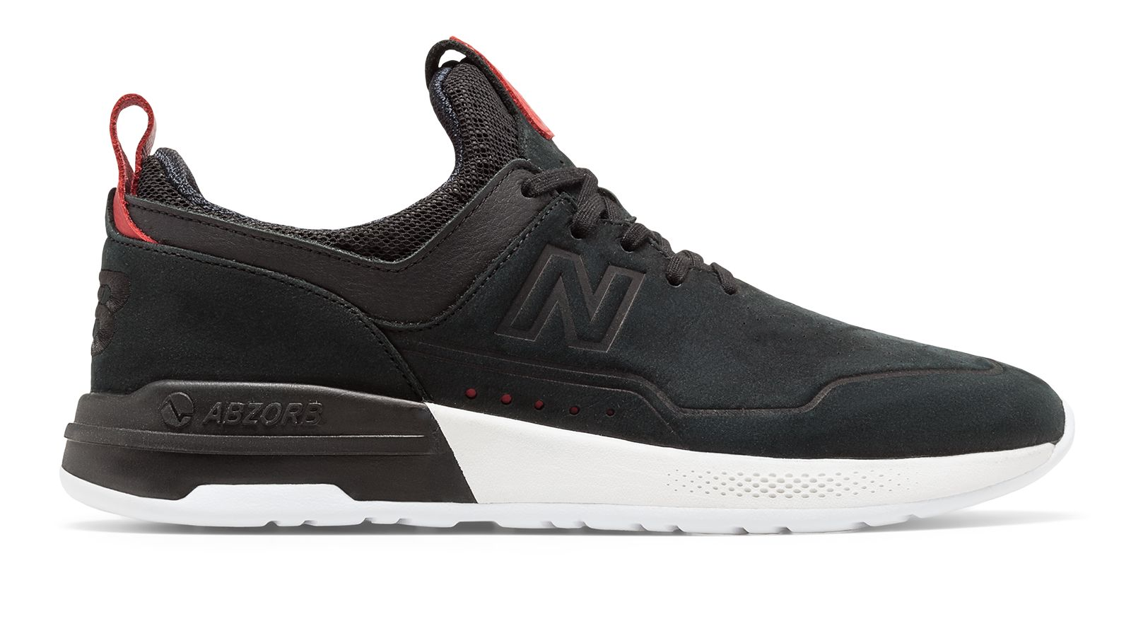 New Balance 365 Chinese New Year, Black with Team Red