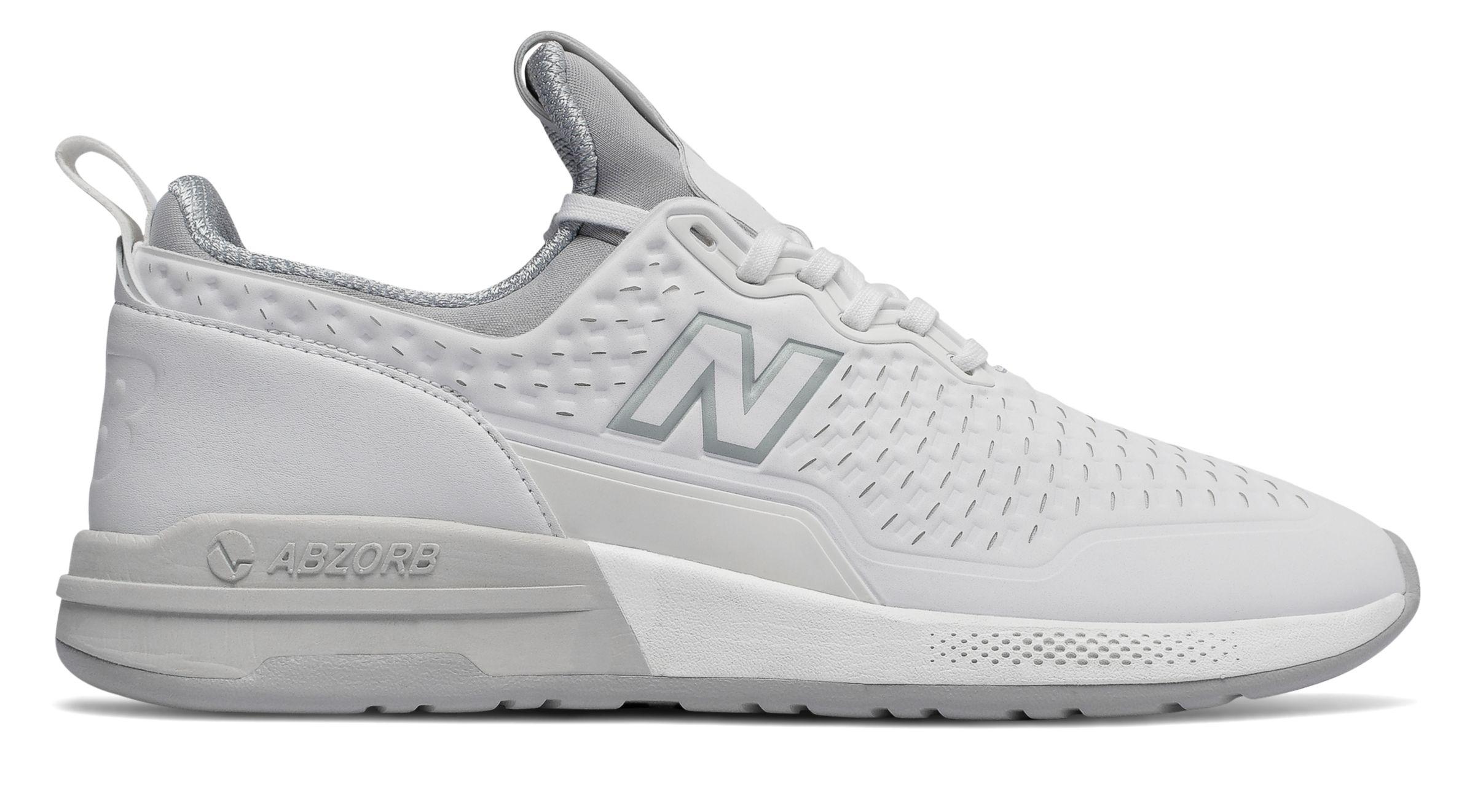 New Balance 365, White with Nimbus Cloud