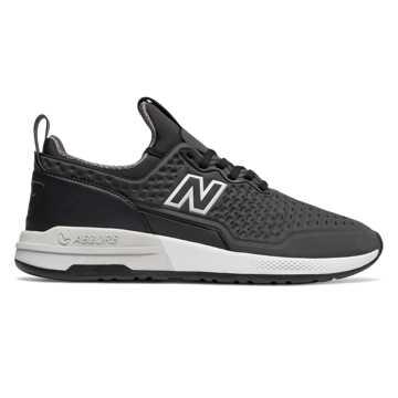 New Balance 365系列 男款 避震稳定 舒适透气, 黑色
