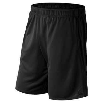 New Balance 9 Inch Knit Versa Short, Black