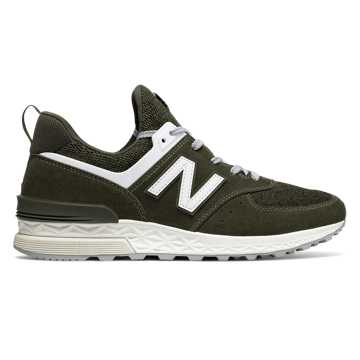 New Balance 574 Sport, Olive