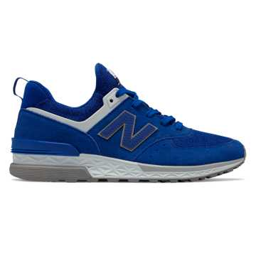 New Balance 574 Sport, Blue Bell with Grey