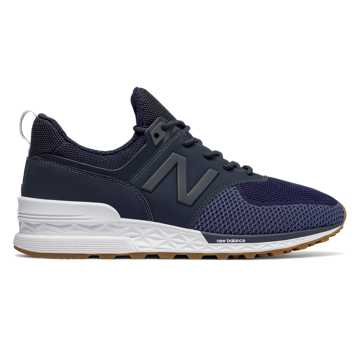 New Balance 574 Sport, Vintage Indigo with Galaxy