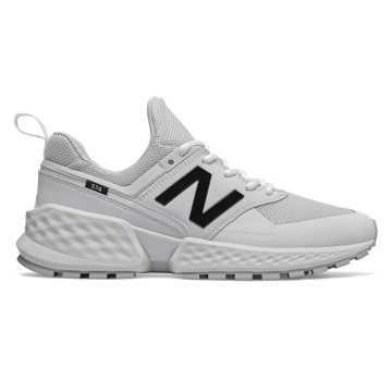 New Balance 574S V2系列男女同款复古休闲运动鞋    , 白色