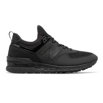 New Balance 574 Sport, Black