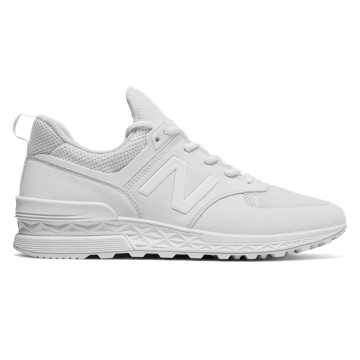 new balance 1600 all white