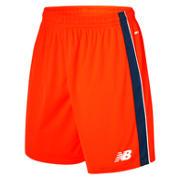 NB Tech Training Knitted Short, Alpha Orange