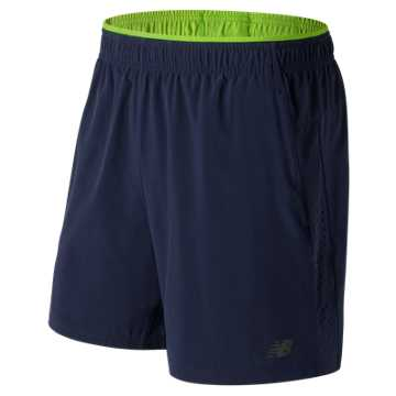 New Balance Woven 2 In 1 Short, Pigment