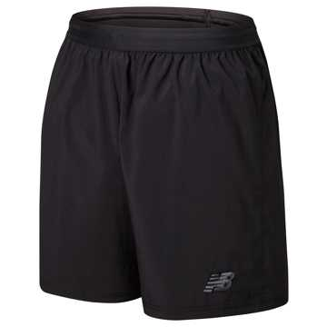 New Balance LFC Mens Elite Training Short, Black