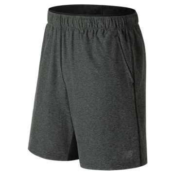 New Balance Anticipate Short, Heather Charcoal