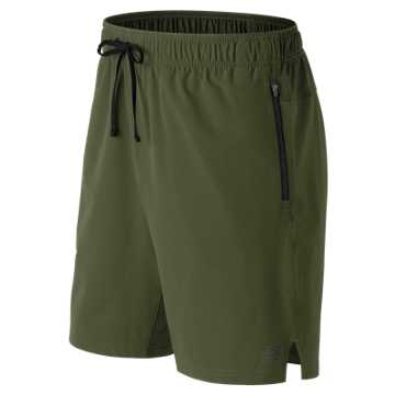 New Balance Max Intensity Short, Dark Green