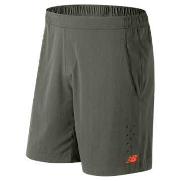 New Balance Tournament 9 Inch Short, Military Foliage Green
