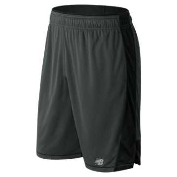 New Balance Tenacity Knit Short, Black
