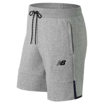 New Balance NB Athletics Short, Athletic Grey