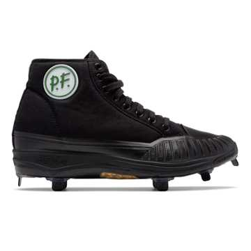 New Balance Sandlot Center Hi Metal Cleat, Black