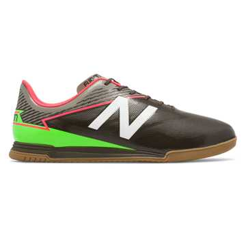 New Balance Furon 3.0 Dispatch IN, Military Dark Triumph with Alpha Pink & Energy Lime