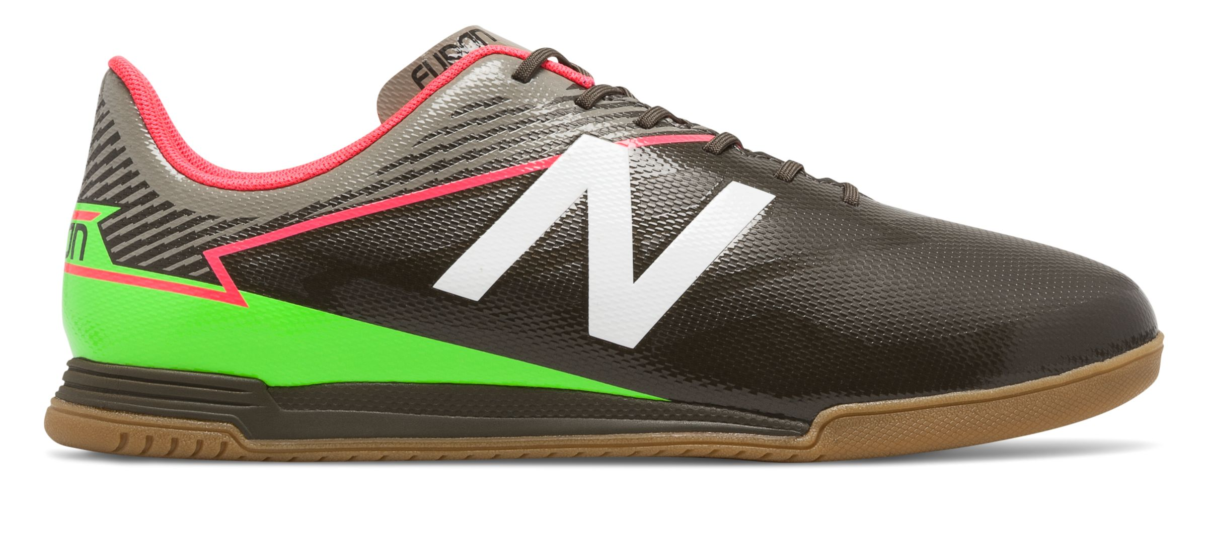 NB Furon 3.0 Dispatch IN, Military Dark Triumph with Alpha Pink & Energy Lime