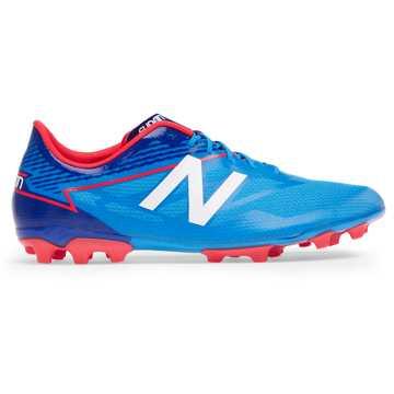 New Balance Furon 3.0 Mid AG足球鞋 男款 缓震防滑, 蓝色