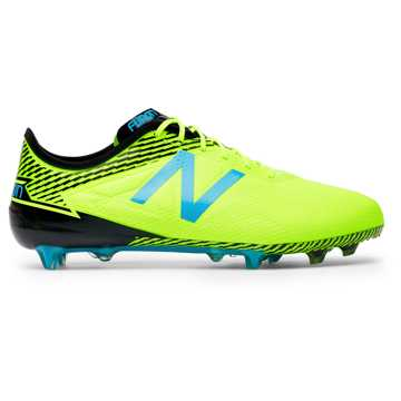 New Balance Furon 3.0 Pro FG, Hi-Lite with Maldives Blue & Black