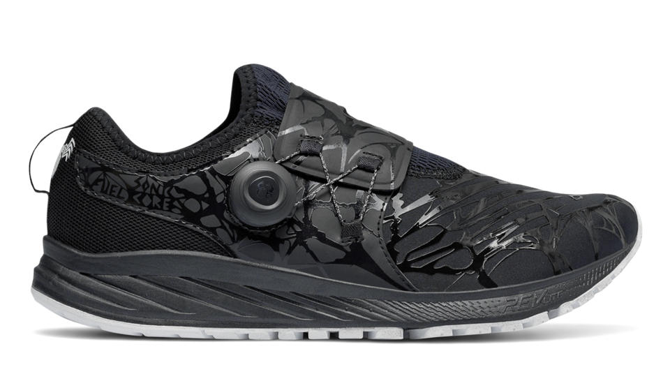 New Balance FuelCore Sonic Marvel, Black with Silver