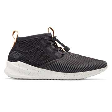 New Balance Cypher Run运动鞋  男款 轻量缓震 时尚外观, 黑色