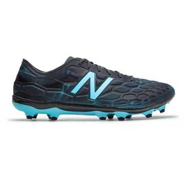 New Balance Visaro 2.0 FG Limited Edition, Vivid Ozone Blue with Ozone Blue Glo