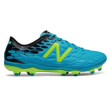New Balance Visaro 2.0 Pro FG, Maldives Blue with Hi-Lite & Black