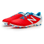 NB Visaro Pro FG, Atomic with White & Barracuda