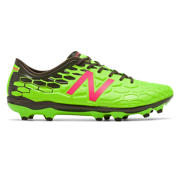 NB Visaro 2.0 Pro FG, Energy Lime with Military Dark Triumph & Alpha Pink