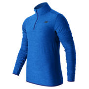 New Balance N Transit Quarter Zip, Bolt
