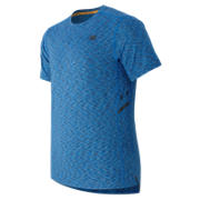 NB Max Speed Short Sleeve Top, Sonar