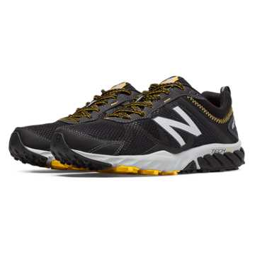 New Balance New Balance 610v5, Black with Gold Rush