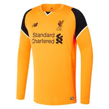 New Balance LFC Mens Mignolet Away No Patch GK LS Jersey, Impulse