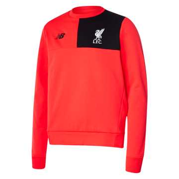 New Balance LFC Mens Elite Training Sweatshirt, Flame