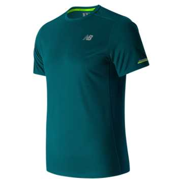 New Balance NB Ice Short Sleeve, Moroccan Blue